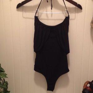 bebe bodysuit top